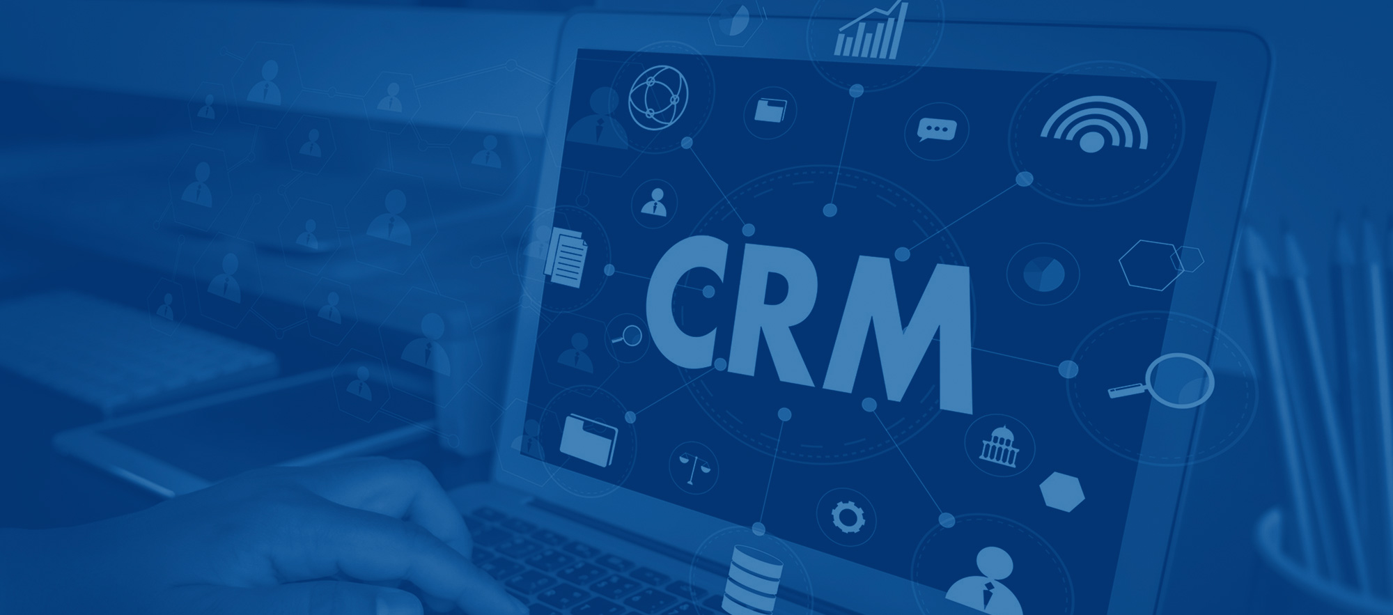 Exploring the Benefits of CRM Systems for Salespeople